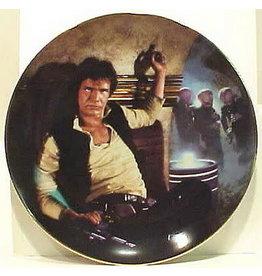 STAR WARS Han Solo Plate