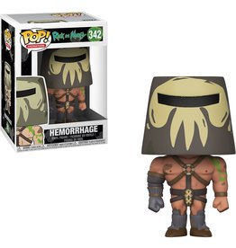 FUNKO POP! Rick And Morty Hemorrhage Pop! Figure