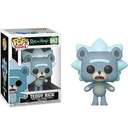 FUNKO POP! Teddy Rick Pop! Figure