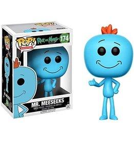 FUNKO POP! Mr. Meeseeks Pop! Figure