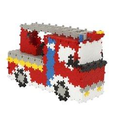Plus Plus Fire Truck