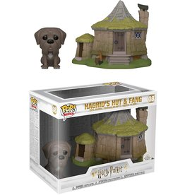 FUNKO POP! Hagrid's Hut With Fang Pop! Figure