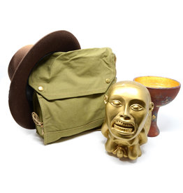 DISNEY Indiana Jones Prop Replica Set
