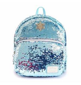 LOUNGEFLY Frozen Reversible Mini Backpack
