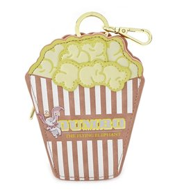 LOUNGEFLY Loungefly  Dumbo Popcorn Coin Bag