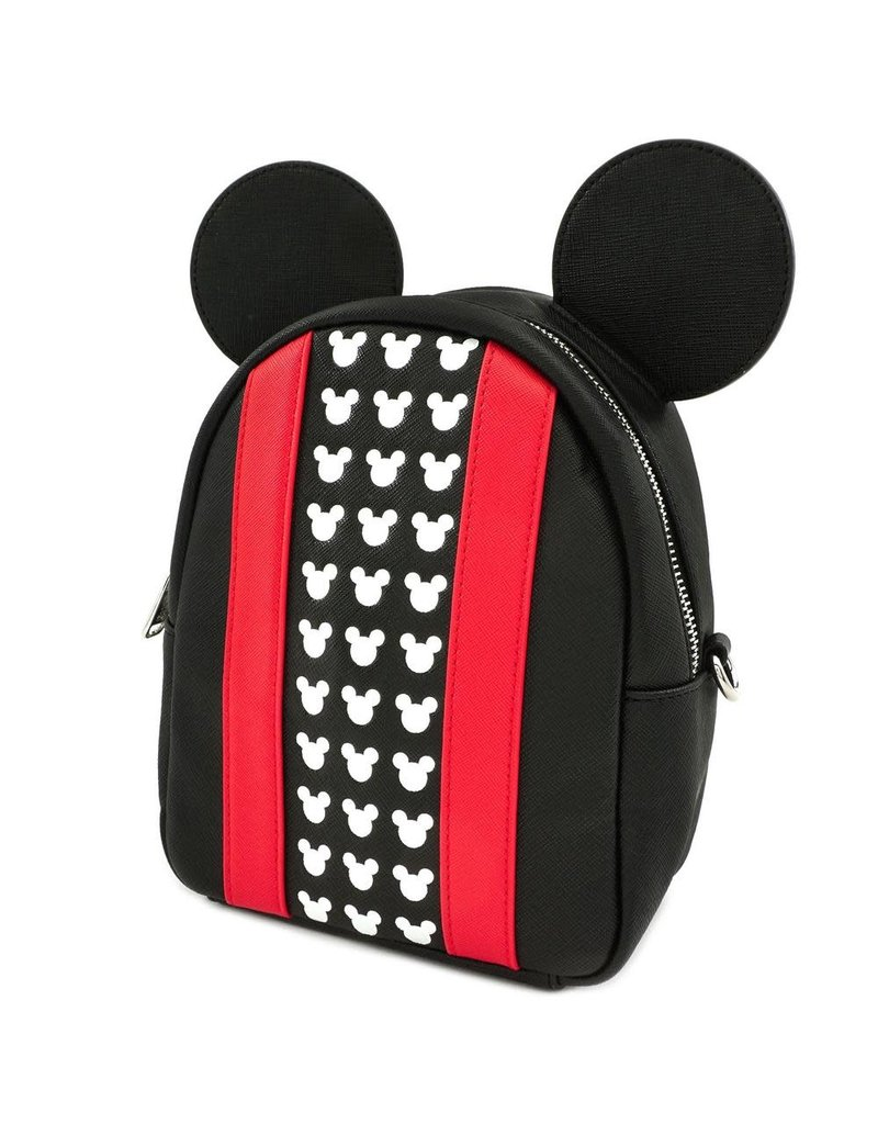 DISNEY Loungefly Mickey Convertible Backpack