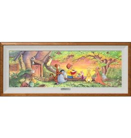 DISNEY Sunset in the Woods -Silver Limited