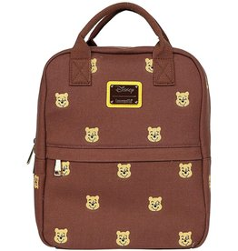 DISNEY Loungefly Pooh Canvas Backpack