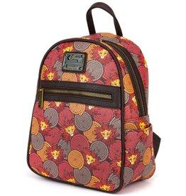 DISNEY Loungefly Lion King Mini Backpack