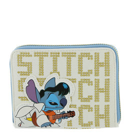 DISNEY Loungefly Elvis Stitch Wallet