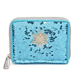 LOUNGEFLY Loungefly Elsa Sequin Wallet