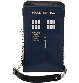 Bioworld Doctor Who Die Cut Handbag