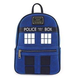 Loungefly Doctor Who Tardis Mini Backpack