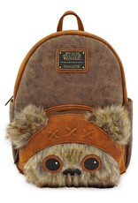 STAR WARS Loungefly Ewok Mini Backpack