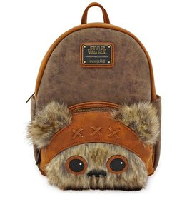 STAR WARS Loungefly Ewok Mini Backpack