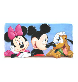 DISNEY Family of Three Original