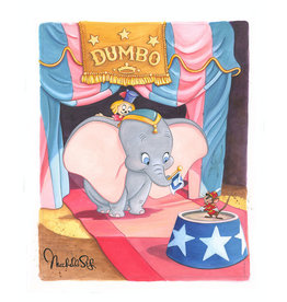 DISNEY Presenting Dumbo #2 Original
