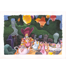 DISNEY Tea With Alice Original