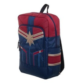 MARVEL COMICS Bioworld  Captain Marvel Laptop Backpack