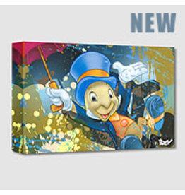 DISNEY JIminy Cricket -  Disney Treasure On Canvas