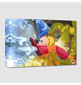 DISNEY Mickey Sorcerer -  Disney Treasure On Canvas