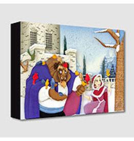 DISNEY A Gentle Beast -  Disney Treasure On Canvas