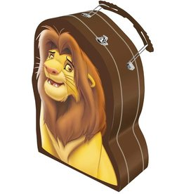 Lion King Tin Tote