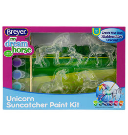 Unicorn Suncatcher Paint Set