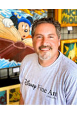 DISNEY Happy Skipper -  Disney Treasure On Canvas