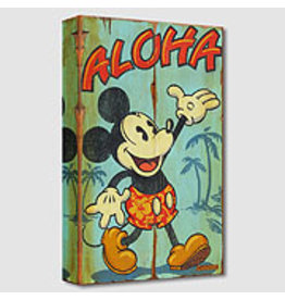 DISNEY Welcome to the Islands -  Disney Treasure On Canvas
