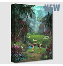 DISNEY 17th Tee in Paradise -  Disney Treasure On Canvas