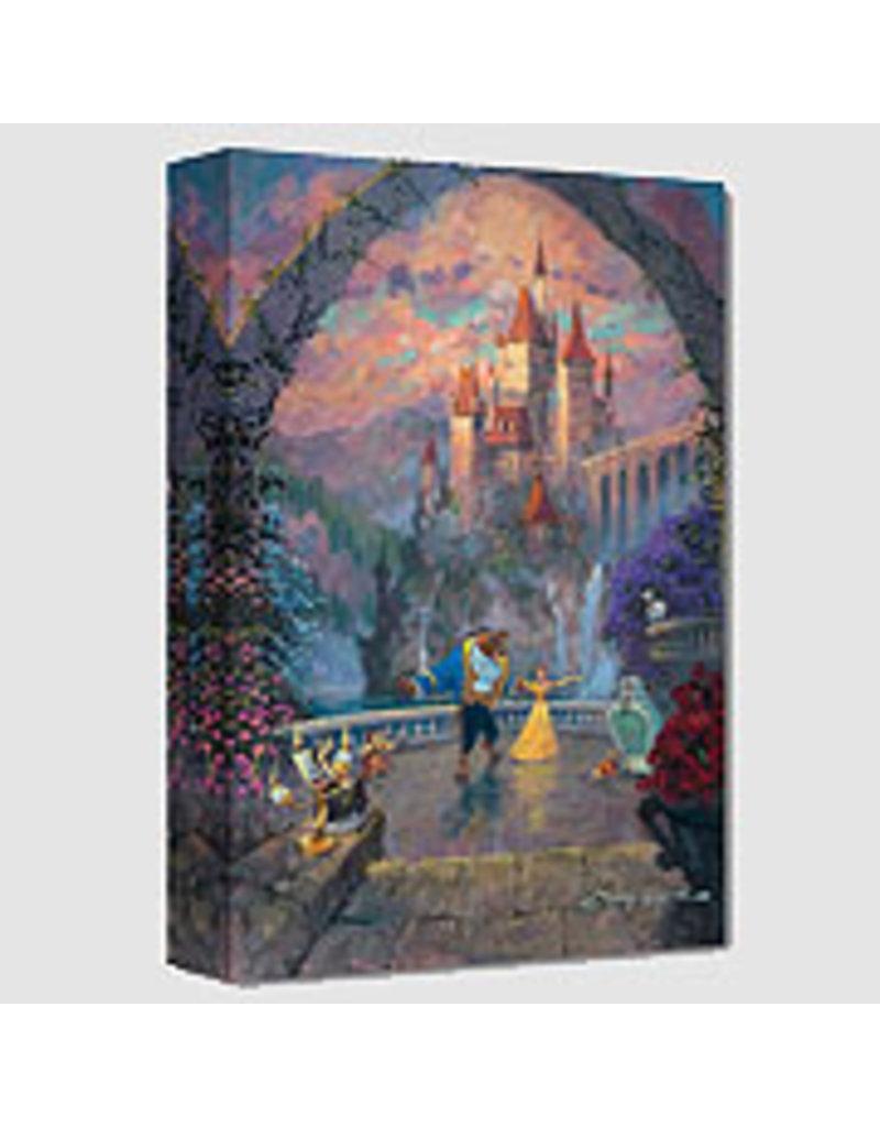 DISNEY Beast and Belle Forever -  Disney Treasure On Canvas