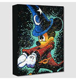 DISNEY Mickey Casts a Spell -  Disney Treasure On Canvas