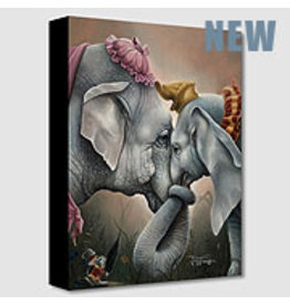 DISNEY Together at Last -  Disney Treasure On Canvas