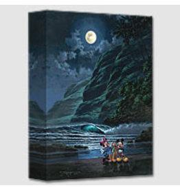 DISNEY Moonlit Portrait -  Disney Treasure On Canvas