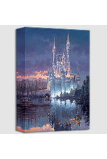 DISNEY Royal Reflection -  Disney Treasure On Canvas