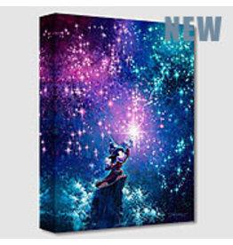 DISNEY Sorcerer Mickey -  Disney Treasure On Canvas