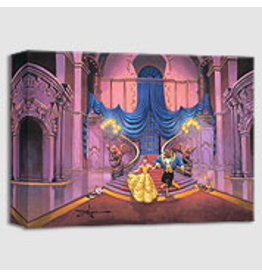 DISNEY Tale as Old As Time -  Disney Treasure On Canvas