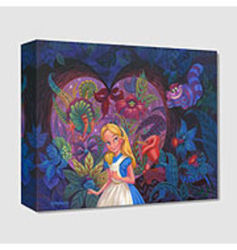 DISNEY In The Heart of Wonderland -  Disney Treasure On Canvas