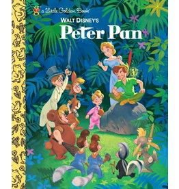 Little Golden Book: Peter Pan