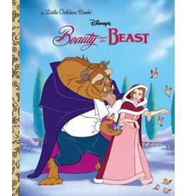Little Golden Book: Beauty and the Beast