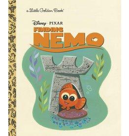 Little Golden Book: Finding Nemo