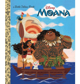Little Golden Book: Moana