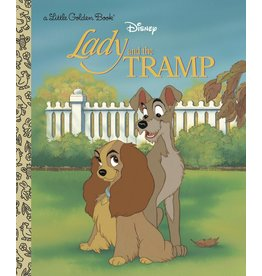 Little Golden Book: Lady & the Tramp