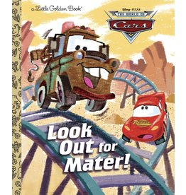 Little Golden Book: Look Out for Mater