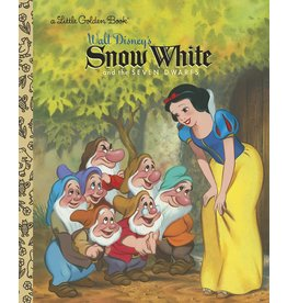 Little Golden Book: Snow White