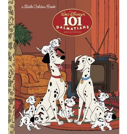 Little Golden Book: 101 Dalmatians