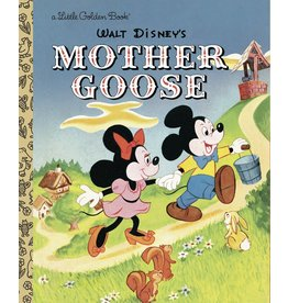 Little Golden Book: Disney's Mother Goose