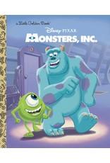 Little Golden Book: Monsters Inc.
