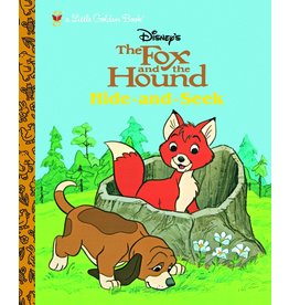 Little Golden Book: The Fox and the Hound